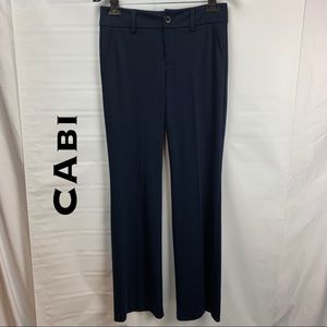 CAbi Navy Blue Trousers